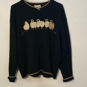 Women's Woolrich wool sweater